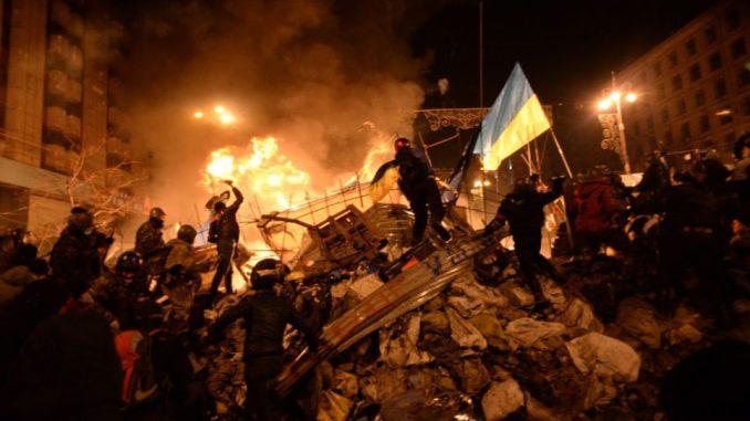 FAŁSZYWI bohaterowie Ukrainy