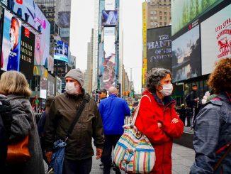 Stan klęski w Nowym Jorku