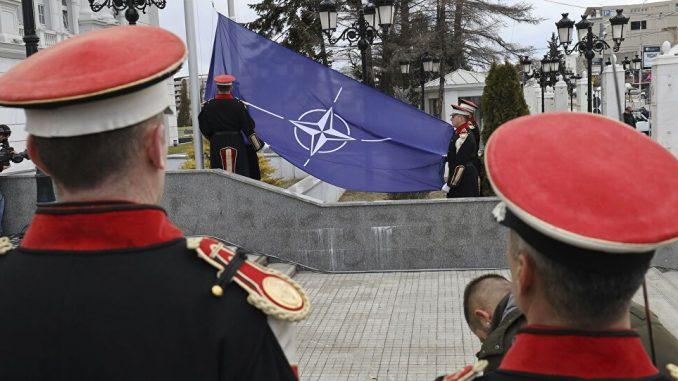 Macedonia Północna w NATO