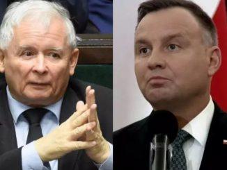 Kaczyński ma dość obecnego prezydenta