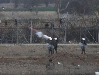 Żołnierze NATO strzelali do migrantów
