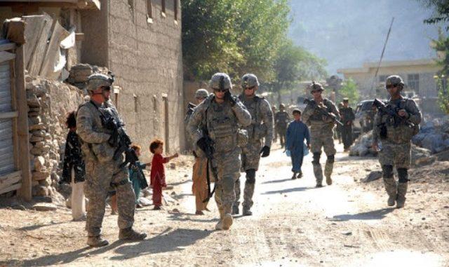 ZBRODNIE USA w Afganistanie