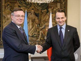minister spraw zagranicznych zabójstwa
