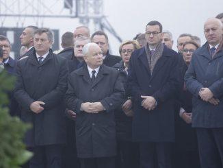 Rząd Morawieckiego katastrof