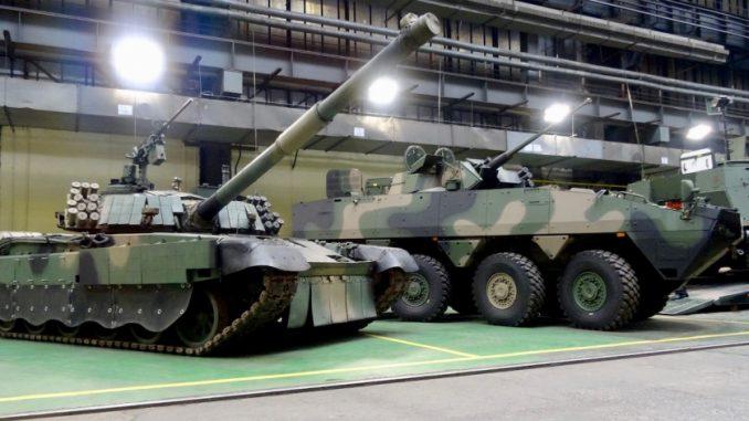 Modernizacja Sił Zbrojnych