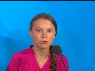 Thunberg zdemaskowana