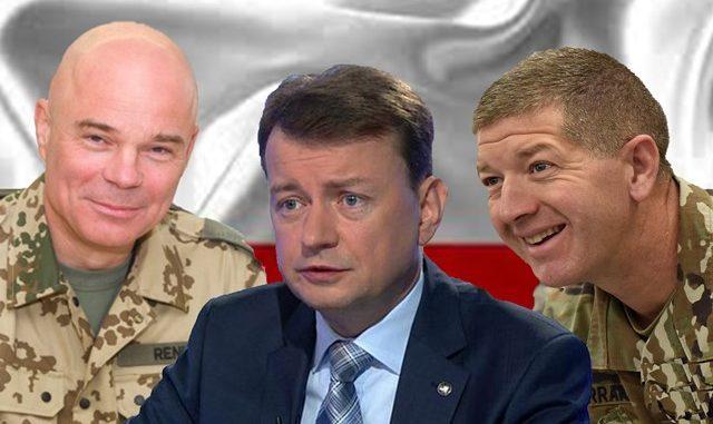 Amerykańscy generałowie dla Polski