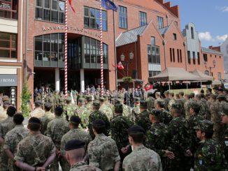 żołnierzy NATO koronawirus