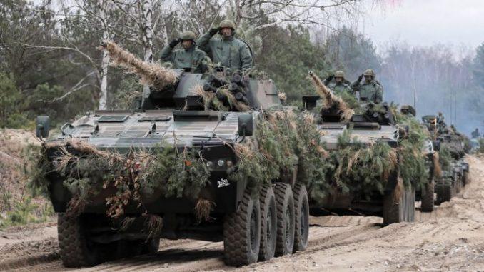 Niemcy wezwały do rozwiązania NATO