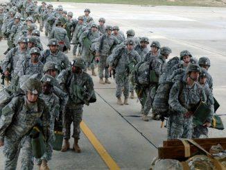 USA wysyłają spadochroniarzy do Polski