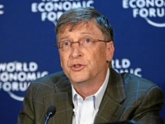 Gates wspiera depopulację