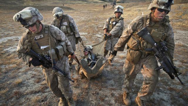 USA przygotują teren walki w naszym kraju
