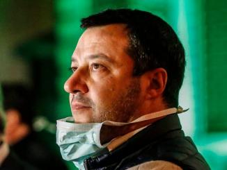 OSTRE słowa Salvini