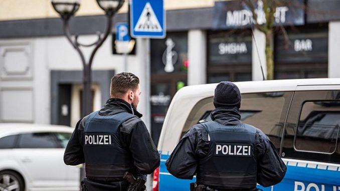 Niemcy zamachy terrorystyczne