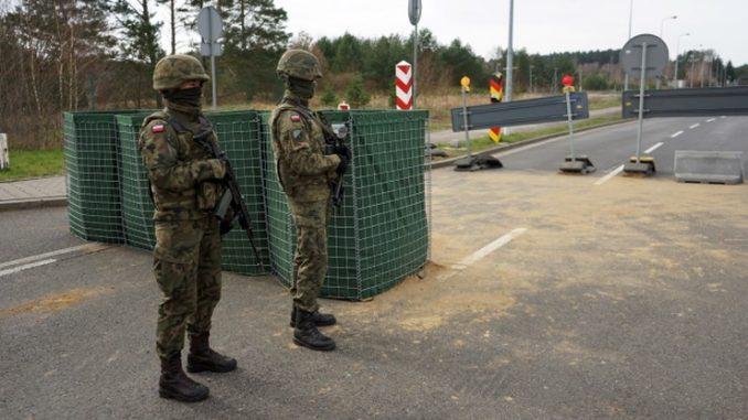 Stan wojny w Polsce