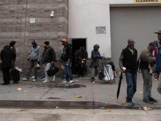 wzrost bezrobocia w USA