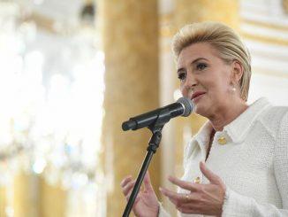 Agata Duda MOCNO apeluje do Polaków