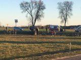Żołnierze POSZKODOWANI w wypadku wojskowej ciężarówki. Na miejscu śmigłowce LPR