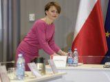Wicepremier Emilewicz: Polska nie może stać się płatnikiem netto funduszu odbudowy UE