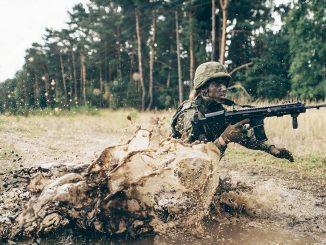 Raport o szkoleniu w armii