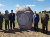 Na Polach Grunwaldzkich pojawił się obelisk upamiętniający Litwinów [ FOTO]