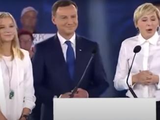 SENSACJA w rodzinie Andrzeja Dudy