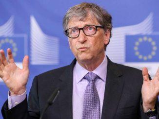 plany Billa Gatesa