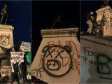 """""""Jestem zbulwersowany"""". Ambasador Polski w USA o zdewastowaniu pomnika Kościuszki"""