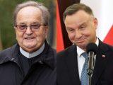 Rydzyk ZASKOCZYŁ Andrzeja Dudę telefonem! Ujawniono treść rozmowy