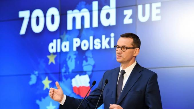 Polska dostanie 700 MLD z Unii