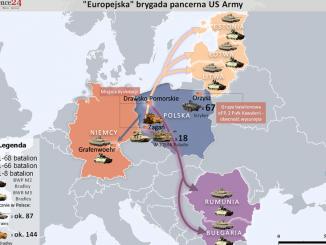 w Polsce tysiąca Amerykanów