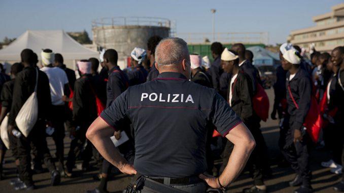 Przymusowa relokacja migrantów