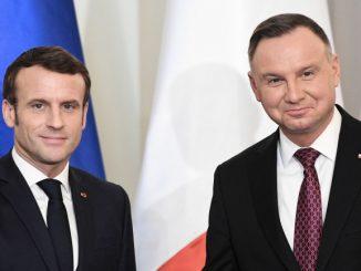 Echa polskich wyborów we Francji