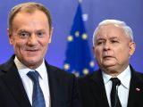 Tusk WNERWIŁ Kaczyńskiego… psem?! Nie uwierzysz, jak nazywa się czworonóg [FOTO]