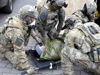 EPIDEMIA w wojsku