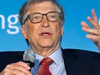 Bill Gates W NATARCIU