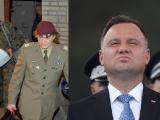 Prezydent Duda nie ułaskawił polskiego żołnierza, a ułaskawił skazanego za pedofilię