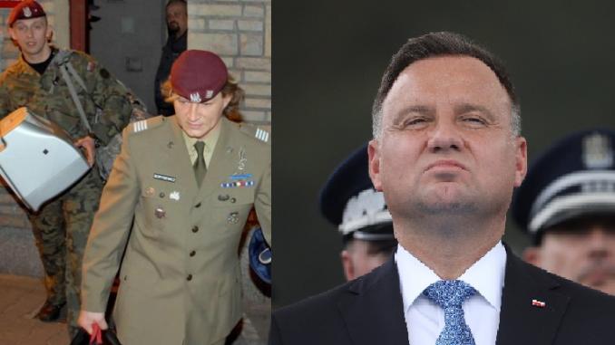 Prezydent Duda ułaskawił skazanego za pedofilię