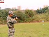 Chińska armia chwali się działającym prototypem railguna