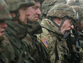 bazować amerykańscy żołnierze