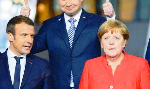 Europa mówi dość sankcjom