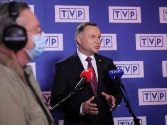 Andrzej Duda obrońcą pedofilii