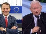 """Kaczyński musi przeprosić Sikorskiego. Zarzucał mu """"zdradę dyplomatyczną"""""""