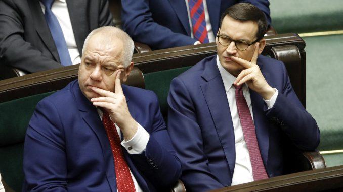 Morawiecki i meble za 270 tys