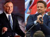 Co dziś robią Rafał  Trzaskowski i Andrzej  Duda? Najnowsze  informacje z kampanii