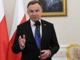 Andrzej Duda nie wytrzymał. W złości odpowiedział dziennikarzowi