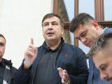 Kolejne spięcie na linii Ukraina-Gruzja z powodu słów Saakaszwilego