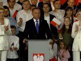 Znamy wyniki wyborów. Jak zareagowała Agata Kornhauser-Duda i Kinga Duda?