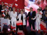 Wyniki wyborów 2020. Tak  świętowali w sztabie  Andrzeja Dudy!