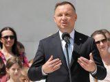 Debata z udziałem jednego  kandydata. Andrzej Duda  przemówi w Końskich